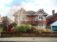 Detached property in Blenheim Avenue...