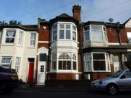 Terraced house in Shayer Road, Southampton...