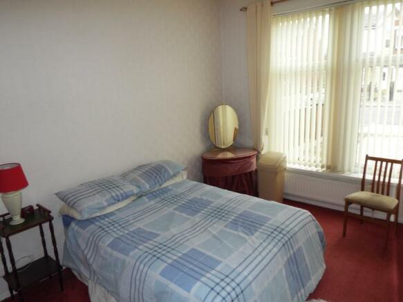 Bedroom One - Ground