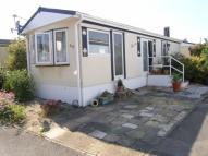 1 bedroom Mobile Home in Henderson Park, Southsea...
