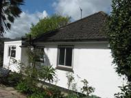 Bungalow in Valley Road, Mevagissey...