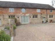 3 bed Barn Conversion for sale in St. Thomas Priory...