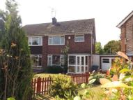 3 bed semi detached house in Westminster Close...