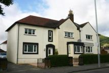 semi detached home for sale in Moss Road, Tillicoultry...
