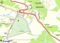 Land for sale in Manse Road, Aberfoyle...