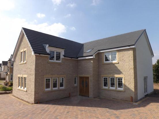 5 bedroom detached house for sale in new build for New build 5 bedroom house