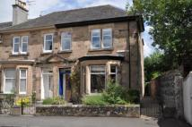 3 bedroom semi detached property for sale in Forrest Road, Stirling...