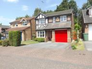 Detached home for sale in Woodthorn Close...