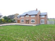 Detached home for sale in Delph Lane, Daresbury...