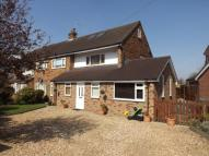 4 bed semi detached house in Hillfoot Crescent...