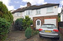 semi detached house in Surbiton