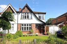 3 bedroom semi detached property in Surbiton