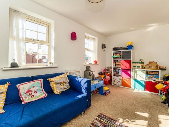 Bedroom Two/Play Roo