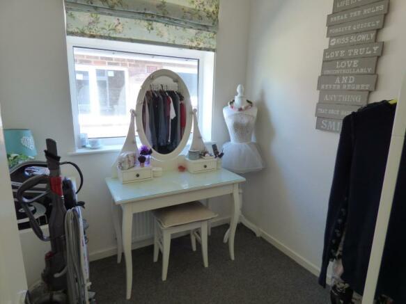 Bedroom Three/Dressi