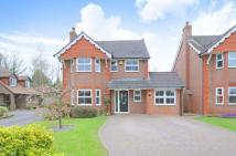 4 bed Detached house in Bramley, Tadley...