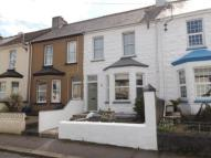 Terraced home for sale in Clarence Road, Torpoint...