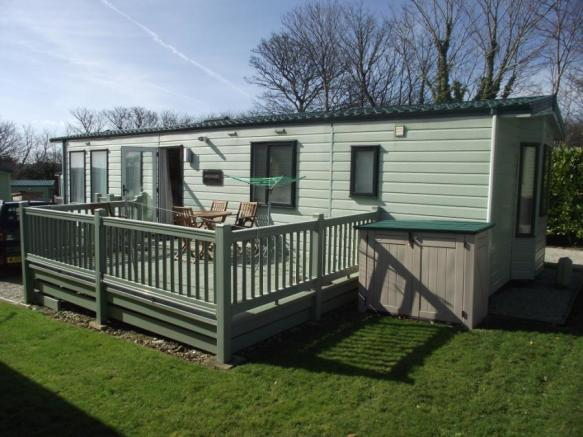 2 Bedroom Mobile Home For Sale In Chacewater Greenbottom Truro Cornwall Tr4