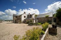 Detached home for sale in Goonearl, Cornwall