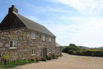 Detached house for sale in Porthcurno, St. Levan...