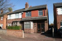 3 bed semi detached home in Rutland Road...