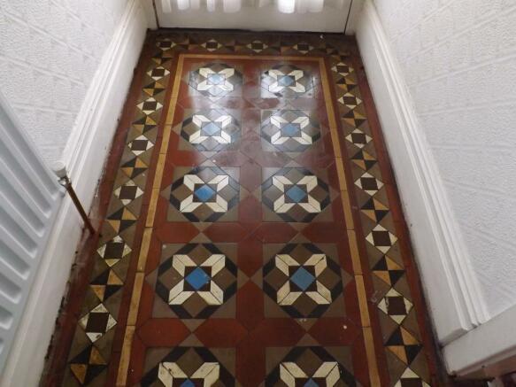 Minton floor