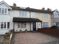 Terraced house for sale in Byfleet, Surrey