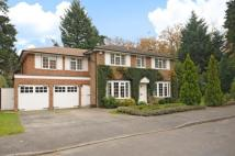 Detached house for sale in West Byfleet, Surrey