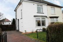 semi detached house for sale in Glanderston Drive...