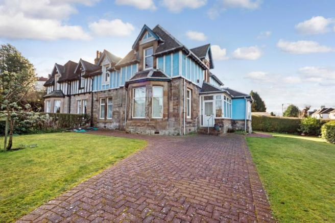 Property For Sale In Old Drumchapel