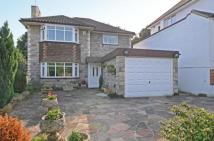 Detached house for sale in West Wickham