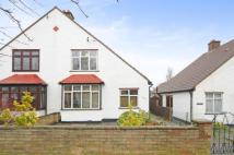 semi detached home in Wickham Road, Shirley