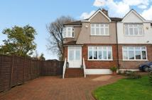 3 bed semi detached house in West Wickham