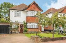 Detached property in Copse Avenue...
