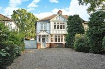 semi detached home in The Drive, West Wickham