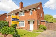 2 bedroom semi detached property for sale in Chamberlain Crescent...