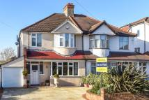 3 bedroom semi detached property for sale in The Avenue, West Wickham