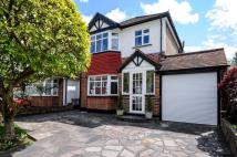 Detached home in Graham Close, Shirley...