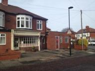 2 bedroom semi detached house in Burnside Road...