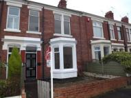 Terraced home in Beach Avenue...