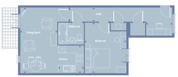 Floorplan - A
