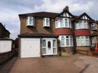 4 bed semi detached home in Worcester Park