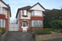 Detached house in Worcester Park