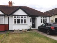 Bungalow for sale in Worcester Park