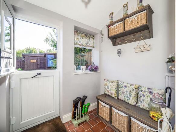 Porch/Boot Room