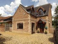 4 bed Detached house in Dereham Road, Hingham...