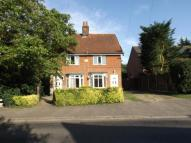 2 bedroom semi detached house for sale in The Street, Bracon Ash...