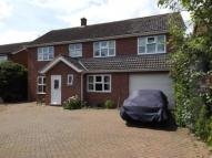 Detached home for sale in Gaynor Close, Wymondham...