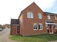semi detached property in Elise Way, Wymondham...