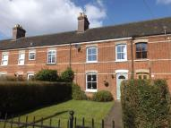 Terraced house in Cemetery Lane, Wymondham...