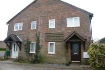 Terraced home to rent in Holybourne